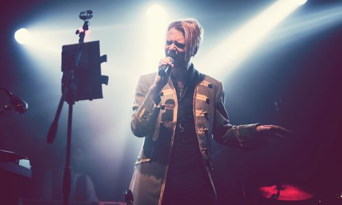 """Andy & White Dukes"", al Parioli Theatre Club l'omaggio a David Bowie"