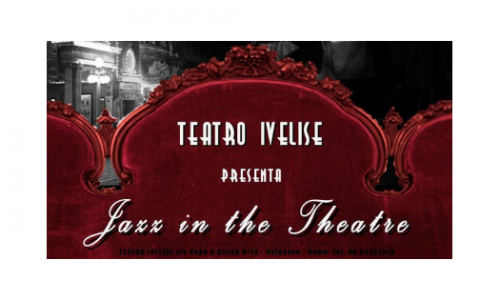 "Al Teatro Ivelise torna ""Jazz in the Theatre – Valeria Rinaldi Swing Trio"""