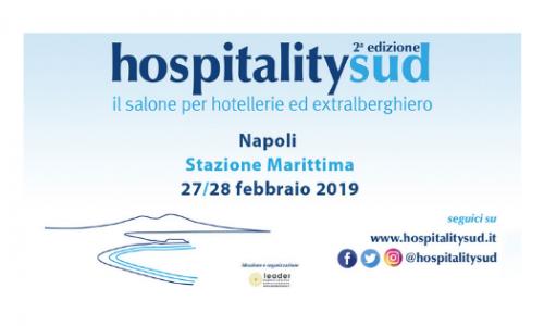 """""""HospitalitySud"""", la vetrina per gli hotel alla Stazione Marittima di Napoli"""