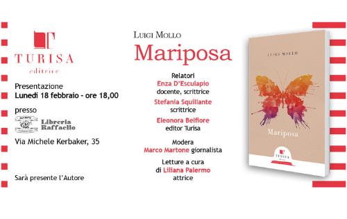 """""""Mariposa"""", un viaggio nella geografia dell'anima"""