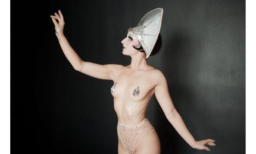 "Al Parioli Theatre Club il ""Royal Burlesque Revue"""