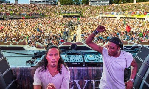 Sunnery James e Ryan Marciano, dall'Hï Ibiza di Ibiza al Club Partenopeo di Napoli