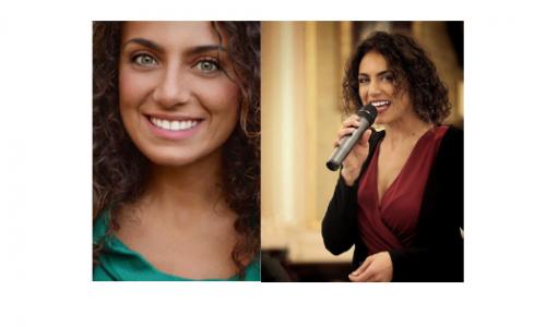 """""""Æssenza"""", Nicoletta D'Addio interpreta i versi di Valeria Assenza"""