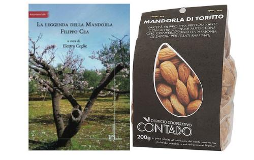 """""""La leggenda della mandorla Filippo Cea"""", l'agraria come forma d'amore"""