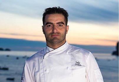 Cambio di rotta a Positano per lo chef Emilio Desiderio