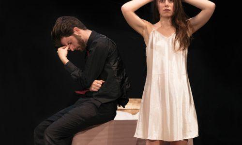 """Al Teatro Trastevere """"Cenere"""", tratto da """"I Morti"""" di James Joyce"""
