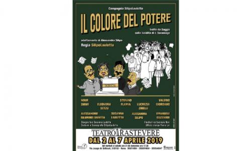 """""""Il colore del potere"""", al Teatro Trastevere il paradosso della democrazia"""