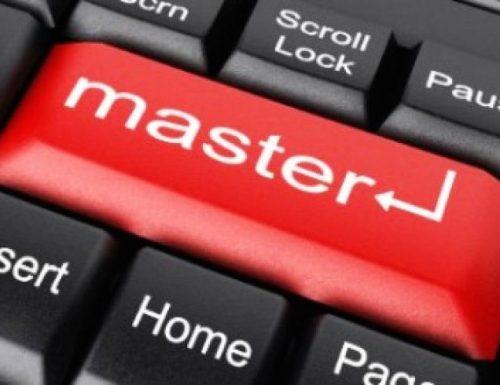 Master: cosa sono? Pro e Contro