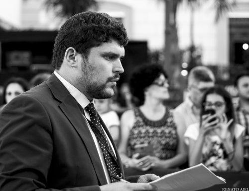 """Nuzzo racconta Napoli, primi ciak per il film """"Fame"""" su Lungomare e Centro Storico"""