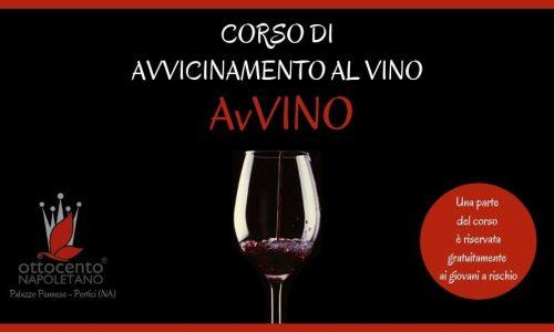 """AvVino """"Avvicinamento al Vino"""", presso l'Ottocento Napoletano Accademia il corso di Angela Merolla"""