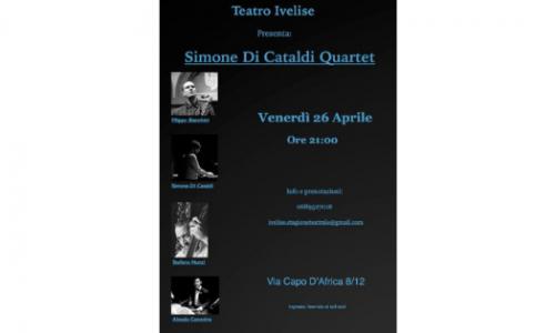 Al Teatro Ivelise Simone Di Cataldi Quartet