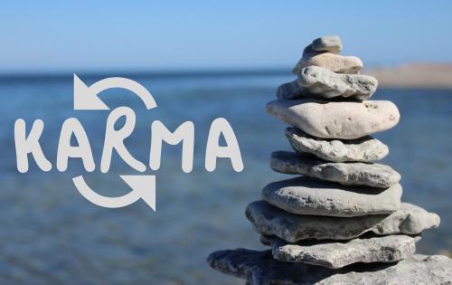Il Karma, una legge intelligente!