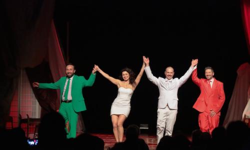 "Al Teatro Marconi ""La storia d'Ita(g)lia"""