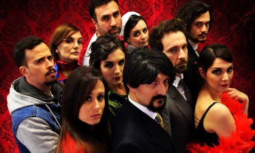 """""""Sei personaggi in cerca d'attore"""", al teatro San Genesio un errore di commedia scritto e diretto da Emilia Miscio"""