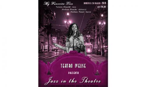"""""""Jazz in the Theatre"""" conclude La Nouvelle Saison dell'Ivelise"""