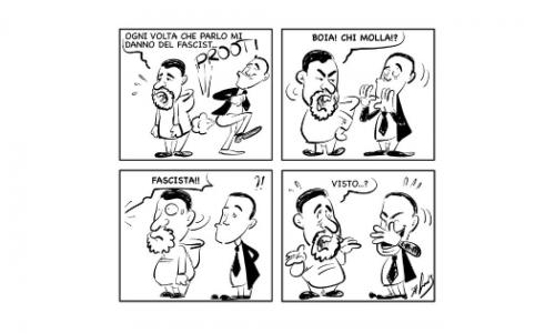 """La vignetta: """"Possibile che ogni coda che dico…"""""""