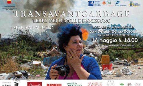 """""""Transavantgarbage"""": terre dei fuochi e di nessuno. Il viaggio fotografico di Marisa Laurito"""