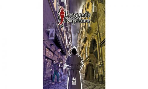 """""""Leggende napoletane"""" nel libro a fumetti della Phoenix Publishing. Il 21 maggio alla Libreria Raffaello"""