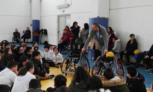 """Crowdfunding per il progetto """"Reggio Calabria Basket in Carrozzina"""""""