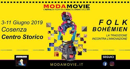 Moda Movie, presentata la 23esima edizione. Appuntamento a Cosenza 3-11 giugno