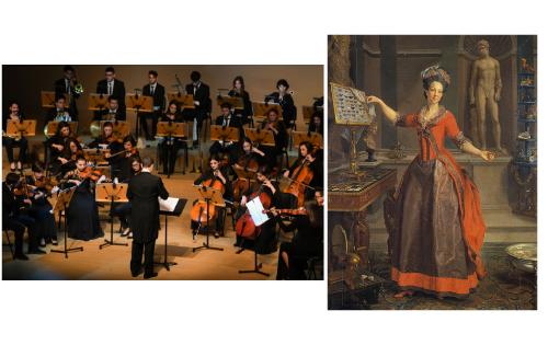 """Stasera """"Tutt'altra musica. La marchesa Boccapaduli e il suo Cabinet di storia naturale al Museo di Roma."""""""