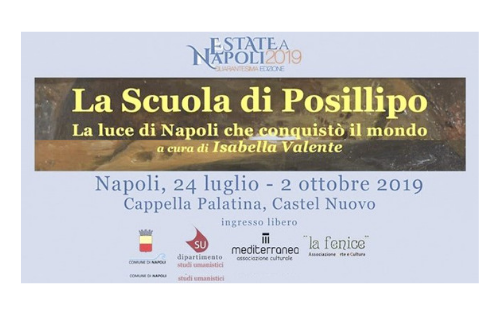 """""""La Scuola di Posillipo. La luce di Napoli che conquistò il mondo"""". La mostra al Maschio Angioino"""