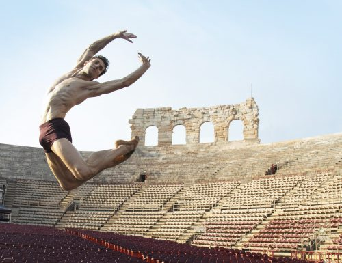 """All'Arena di Verona """"Roberto Bolle and Friends"""". Appuntamento stasera e domani"""