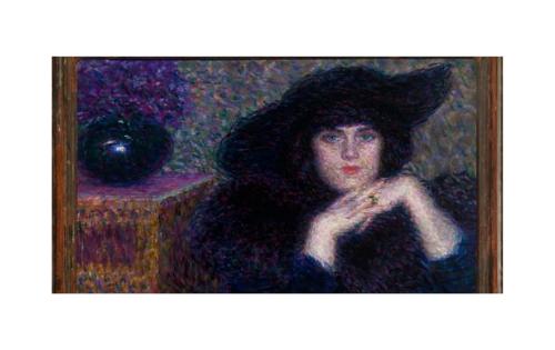 """AllaGalleria d'Arte Moderna di Roma Paola Rivolta e raccolta di racconti intitolata """"femm."""""""