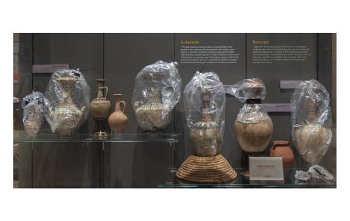 Torino, al Museo Egizio la ricerca del profumo nei reperti