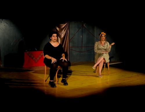 """Al Teatro Due di Roma """"MANOLA"""" firmata da Teatro al Femminile con Gaia Contrafatto e Virginia Risso"""