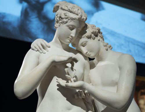 """Al Museo di Roma (Palazzo Braschi), la mostra """"Canova. Eterna Bellezza"""""""