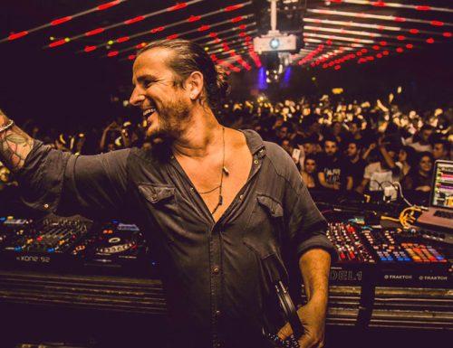 Luciano, il dj internazionale sbarca in Italia per il live al party Break all'HUB Club