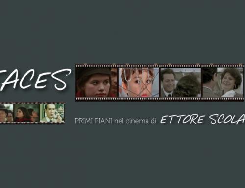 """Torino, al Museo Nazionale del Cinema """"Faces. Primi piani nel cinema di Ettore Scola"""""""