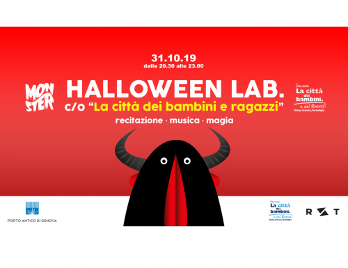 Genova, Halloween Monster Lab e Ghost Tour al Porto Antico