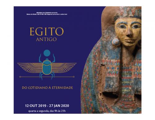 Grande successo per la mostra sull'Antico Egitto del Museo Egizio di Torino a Rio de Janeiro