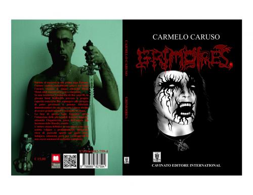 """""""Grimoires"""", l'horror nero di Carmelo Caruso"""