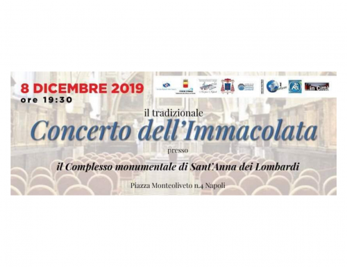 Napoli, il Concerto dell'immacolata a Sant'Anna dei Lombardi