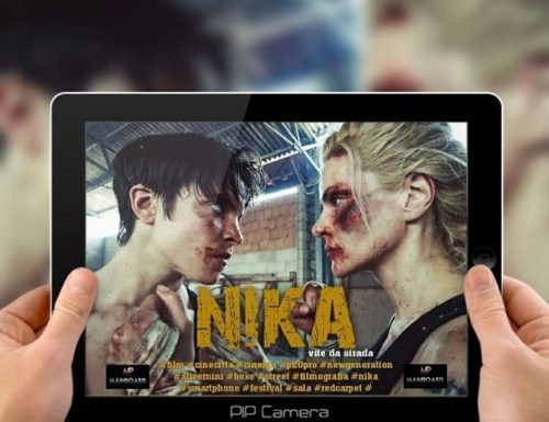 """Cinema: """"Nika – vite da strada"""", il lungometraggio a carattere sociale girato interamente con uno smartphone"""