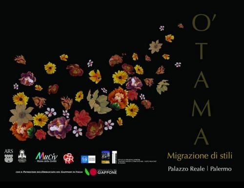 """""""O'Tama. Migrazione di stili"""", un ponte artistico tra Palermo e Tokyo"""