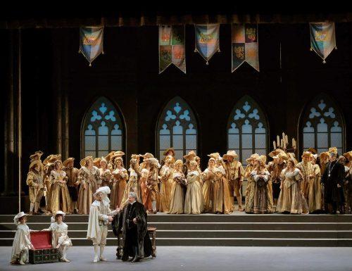 """""""Lucia di Lammermoor"""" inaugura la stagione lirica del Teatro Filarmonico della Fondazione Arena di Verona"""