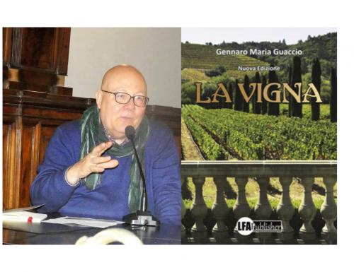 """""""La vigna"""" di Gennaro Maria Guaccio domani alla Mondadori di Napoli (Rionealto)"""