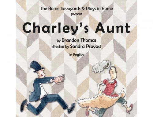 "Al teatro San Genesio ""Charley's Aunt"""