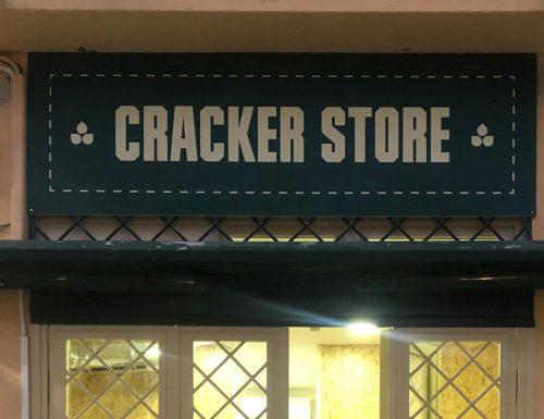 Cracker Store, il primo take away di crackers farciti a Napoli