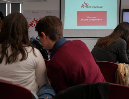 """""""Scuole Senza Frontiere"""": In classe si diventa web reporter con MSF"""