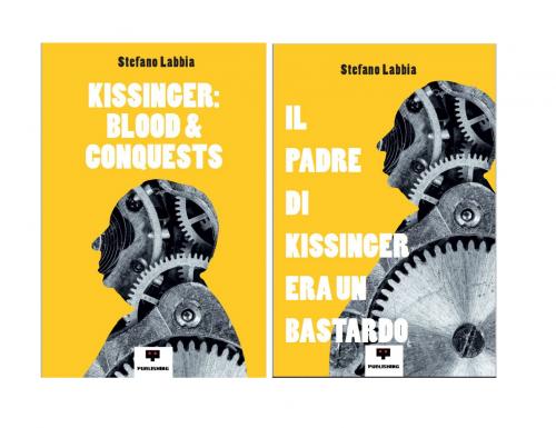 """È uscita """"Kissinger: blood & conquests"""", la seconda raccolta di raccontidi Stefano Labbia"""