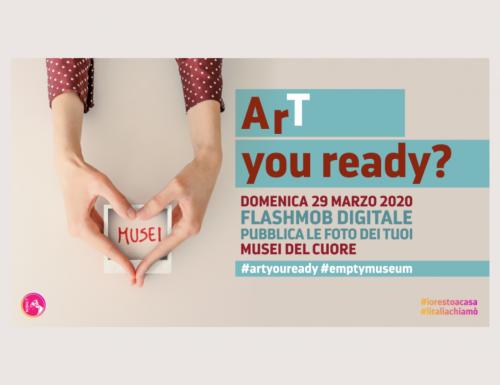 """""""ArT You Ready?"""", partecipa anche il Museo e Real Bosco di Capodimonte"""