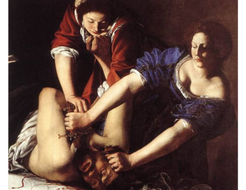 La National Gallery e Artemisia Gentileschi