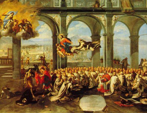 Napoli, la grande peste del 1656 nella pittura di Micco Spadaro