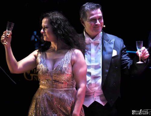 """""""Operetta, Amore mio"""" il recital di Luca Lupoli e Olga De Maio al Teatro Cortese"""