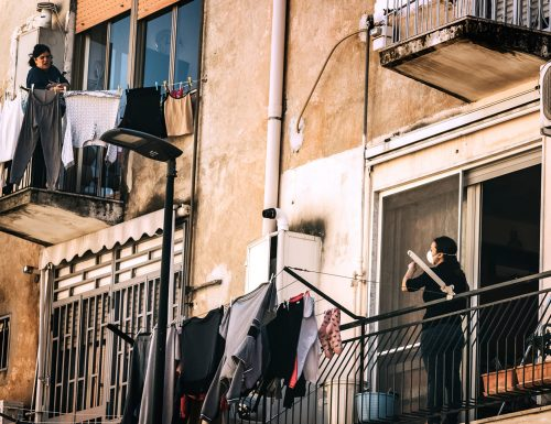 """Covid19, Officinae Efesti : gli audio racconti """"Le vostre storie, la nostra voce"""""""